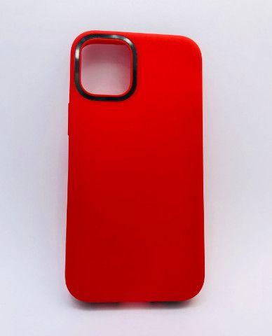 Case / Capinha simples lisa iPhone 12 Mini (5.4) (Aceito cartão) - Foto 6
