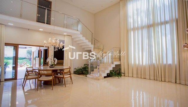 Casa de condomínio para venda com 410 metros quadrados com 4 quartos em Jardins Paris - Go - Foto 2