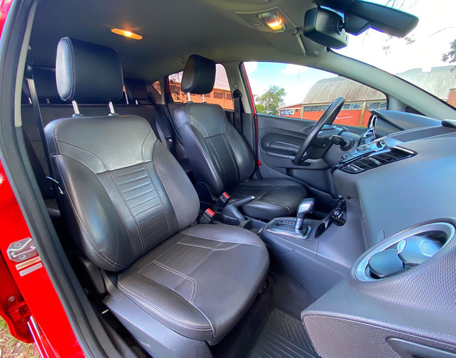 New Fiesta Titanium Baixa Km Placa I Zero - Onix Hb20 Focus Golf Polo - Foto 15