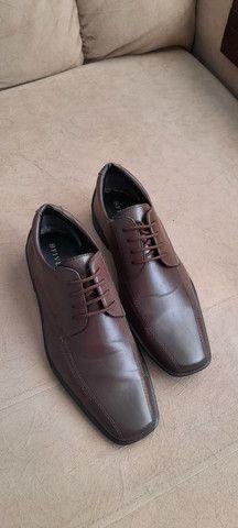 Sapato social marrom - Foto 2