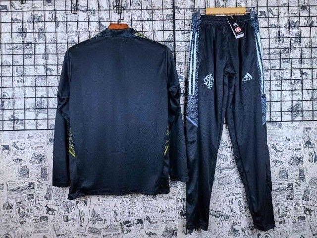 Conjunto Abrigo e calça Internacional 2021 - Foto 3