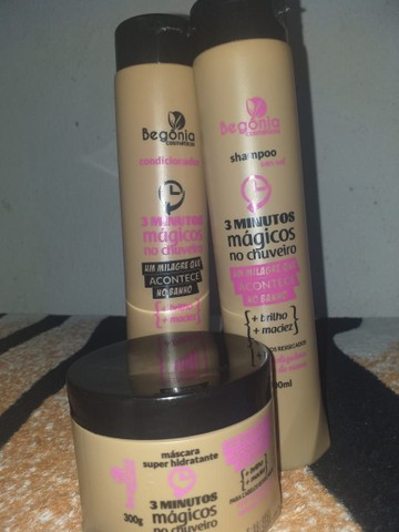 Kits de manutenção pra cabelo - Foto 2