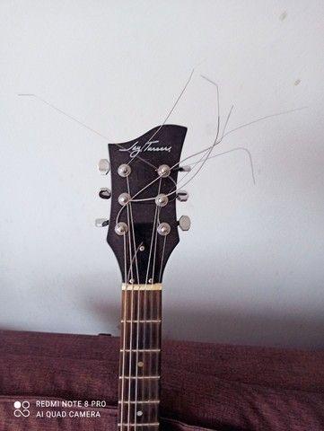 Guitarra Resonator Jay Turser - Foto 6