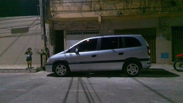 Vendo carro Zafira 7 lugares