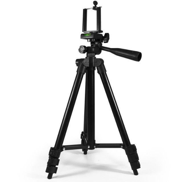 Tripé Para Câmeras e Smartphones 102 cm MBTech MB84258