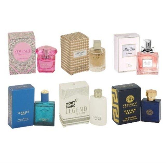 Miniaturas de Perfumes Importados