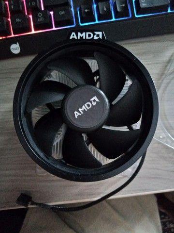 Cooler box AMD Wraith Spire nunca usado - Foto 2