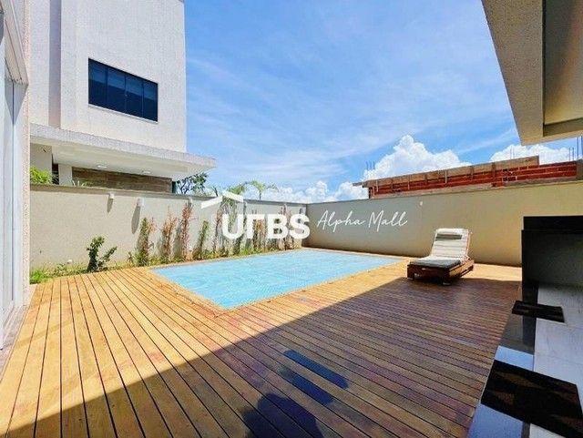 Casa de condomínio para venda com 352 metros quadrados com 4 quartos - Foto 18
