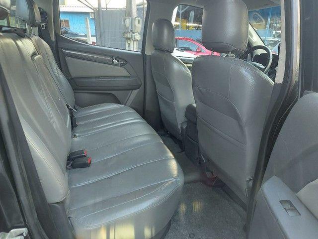 S10 LTZ 4x4 automática 2013 - Foto 9
