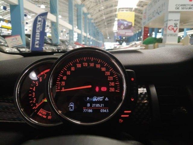 Mini Cooper S Top 2016 Placa A baixo km Periciado - Foto 8