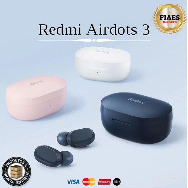 Redmi Airdots 3 - LANÇAMENTO