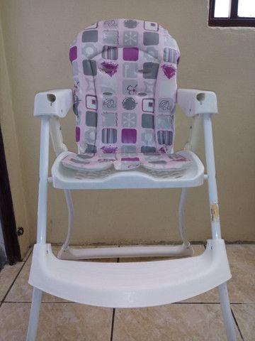 Cadeira de refeição - Foto 2