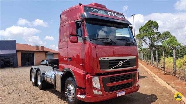 Compre seu caminhão Volvo fh540