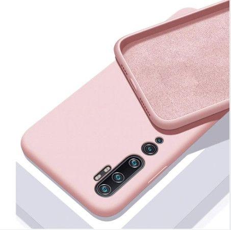 Case / Capinha de Silicone Xiaomi Mi Note 10 (Aceito cartão) - Foto 3
