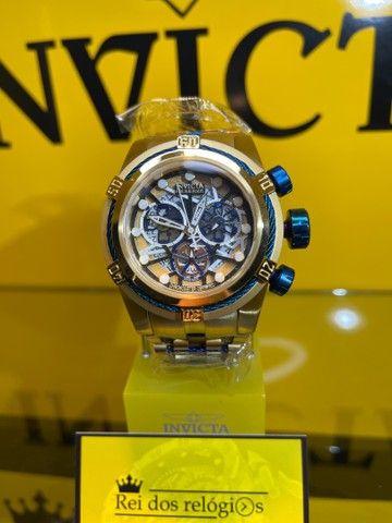 Relógio Bolt Zeus máquina z60 (Suíça)