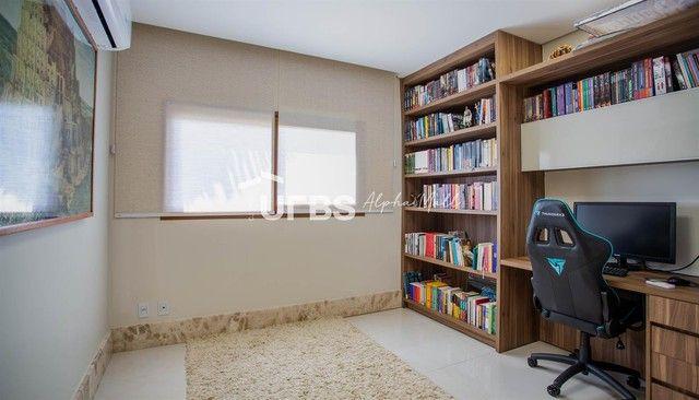 Casa de condomínio para venda com 410 metros quadrados com 4 quartos em Jardins Paris - Go - Foto 4