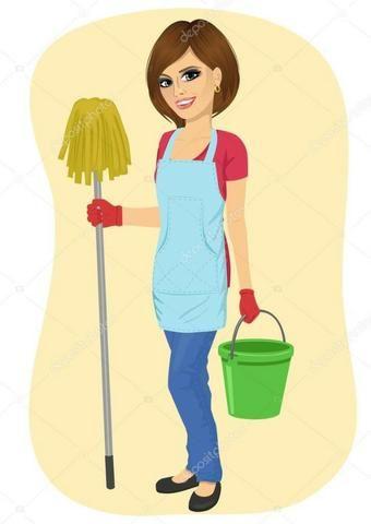 Auxiliar de Limpeza em Belo Horizonte com experiência, período integral