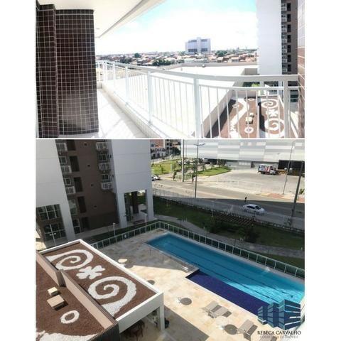 Apartamento de frente ao shopping Riomar kennedy - Fortaleza - Foto 8