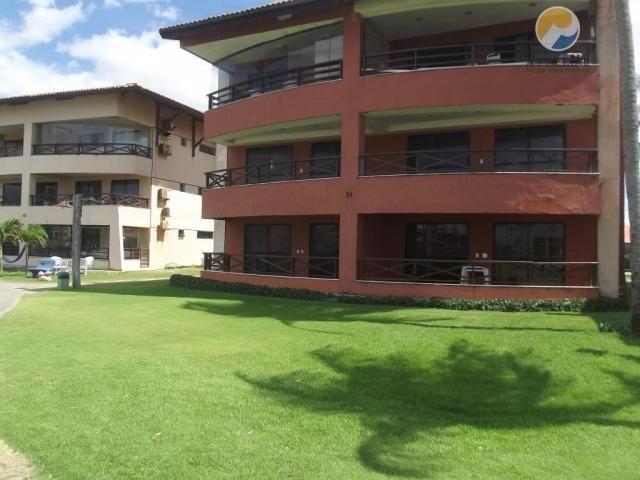 A PREDIAL VENDE: Apartamento residencial à venda, Porto das Dunas, Aquiraz.