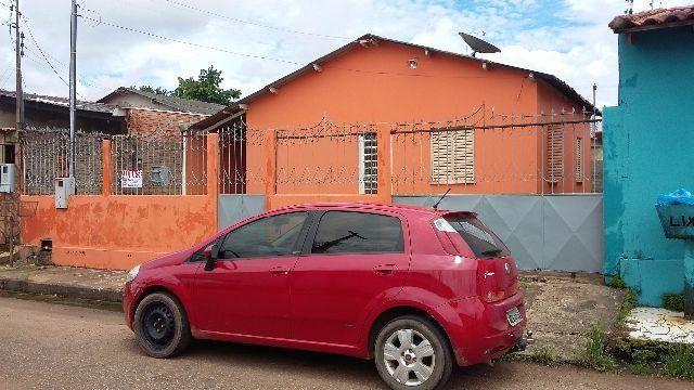 Casa no Conjunto Ouro Preto