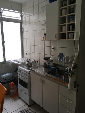 Apartamento totalmente mobiliado de um quarto no Itacorubi