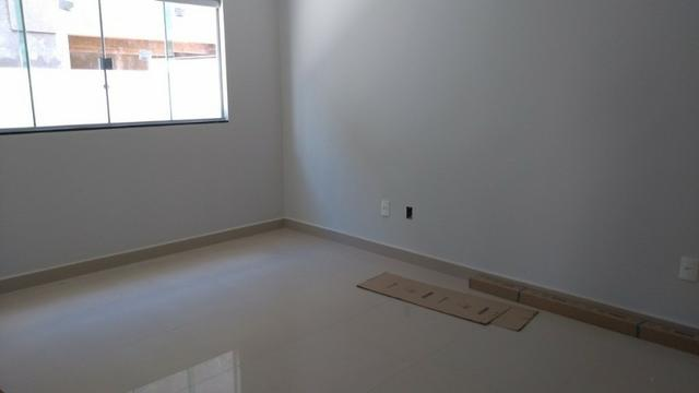 Samuel Pereira oferece Casa Moderna Alto da Boa Vista 3 Suites Churrasqueira Financia FGTS - Foto 11