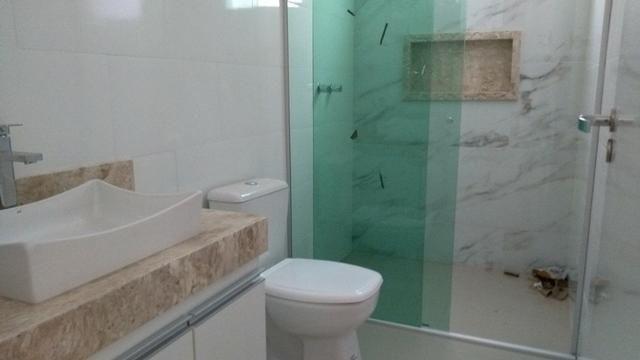 Samuel Pereira oferece Casa Moderna Alto da Boa Vista 3 Suites Churrasqueira Financia FGTS - Foto 14