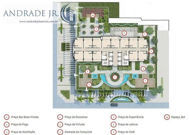Sala comercial no melhor do bairro Aldeota, localização privilegiada e perto de tudo - Foto 5