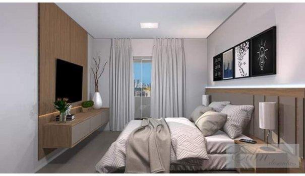Apartamento Parcelado no centro de Caldas Novas - Flat a Venda no bairro Vila Ol... - Foto 3