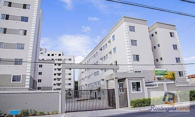Apartamento com 2 dormitórios à venda, 52 m² por r$ 180.000 - engenheiro luciano cavalcant - Foto 20
