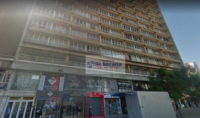 Apartamento com 1 dormitório à venda, 53 m² por r$ 180.000 - centro - campinas/sp