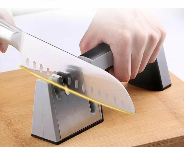 Afiador de facas e tesouras - Foto 2