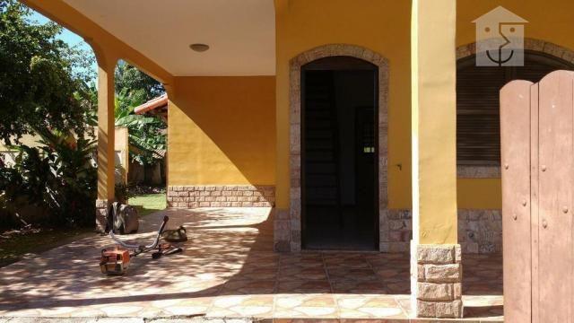 Casa com 3 dormitórios para alugar, 180 m² por r$ 1.600,00/mês - centro - maricá/rj - Foto 6