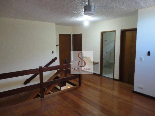 Sobrado para alugar, 338 m² por r$ 6.000,00/mês - jardim apolo - são josé dos campos/sp - Foto 11