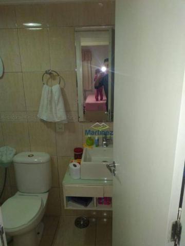 Apartamento com 2 dormitórios à venda, 56 m² por r$ 265.000 - vila alpina - são paulo/sp - Foto 12