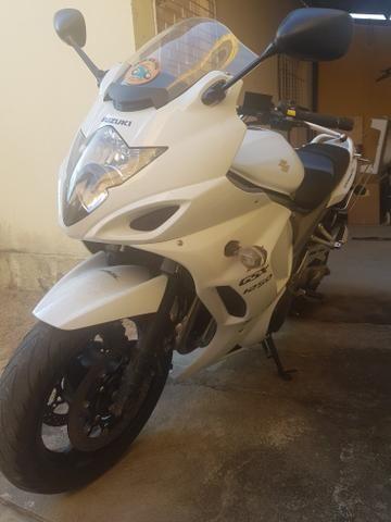 Moto Suzuki GSX 1250 F - Foto 4