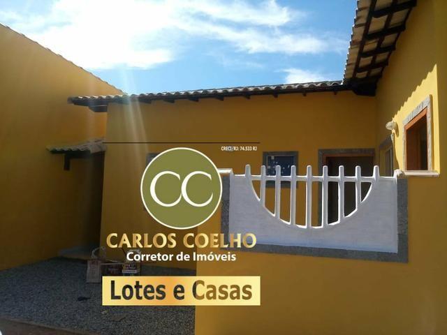 F Casas Novas Recém construídas em Unamar - Tamoios - Cabo Frio - Foto 3