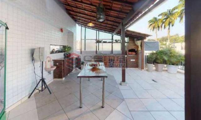 Apartamento à venda com 4 dormitórios em Flamengo, Rio de janeiro cod:LACO40121