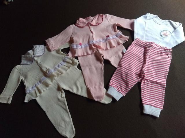 Roupas de bebê MENINA - Foto 2