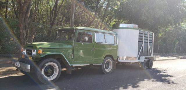 Toyota Bandeirante Jeep, Jipe Longo