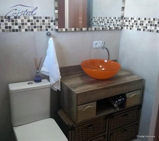 Casa de condomínio à venda com 2 dormitórios em Granja viana, Cotia cod:20656 - Foto 15