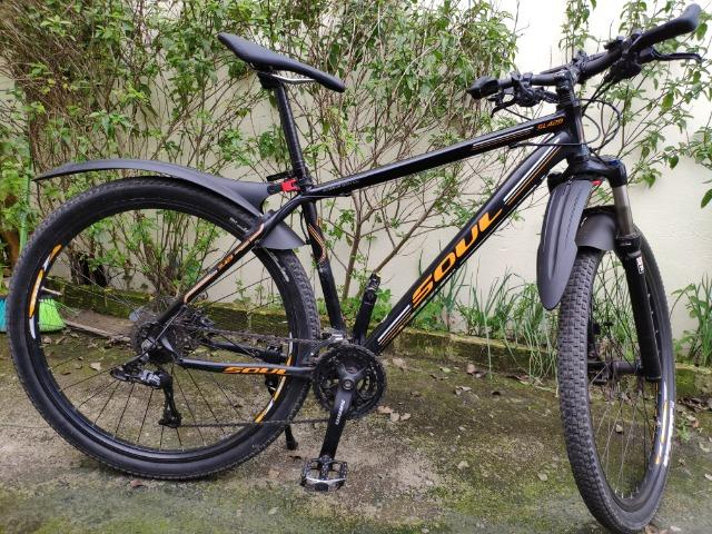 Bicicleta Mtb Aro 29 Soul Sl 429 - Tamanho L / 19 - Usada