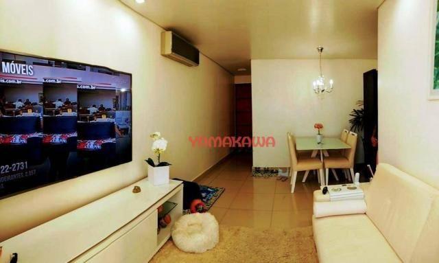 Apartamento em condomínio com 3 dormitórios à venda, 68 m² por r$ 390.000 - itaquera - são - Foto 4