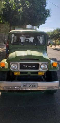 Toyota Bandeirante Jeep, Jipe Longo - Foto 2