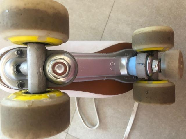Patins para patinação artística - Foto 4