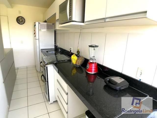 Apartamento com 2 dormitórios à venda, 52 m² por r$ 180.000 - engenheiro luciano cavalcant - Foto 11