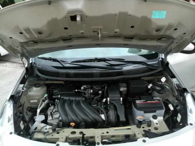 Nissan Versa 1.6 Completo Rodas 9.700KM! Troco Financio - Foto 10