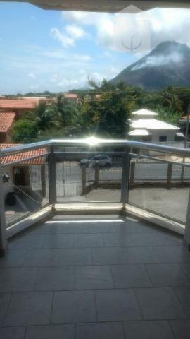 Apartamento com 2 dormitórios para alugar, 65 m² por r$ 750/mês - são josé do imbassaí - m - Foto 9