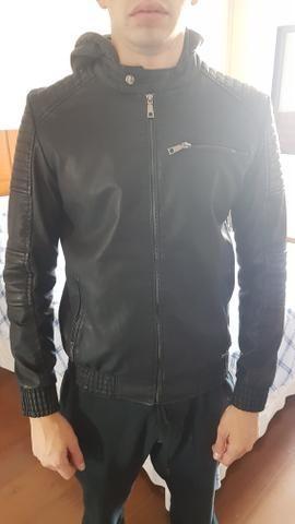 Jaqueta de couro TNG - Foto 3
