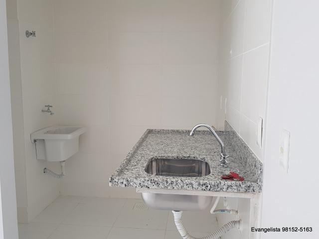 Apartamentos de 1 e 2 Quartos Aceita Financiamento e Fgts Ao Lado do Metrô Taxas Grátis - Foto 6